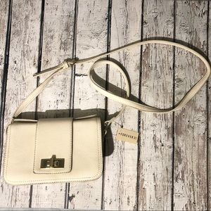 NEW Forever 21 small structured crossbody purse